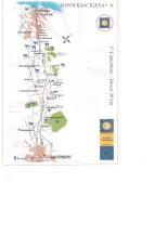 Mapa da primeira etapa