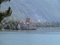 Lac Leman_Chateau Chillon